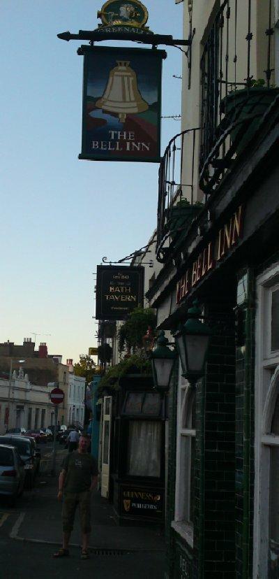 The Bath Tavern and The Bell Inn