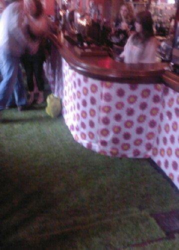 The Vines Grass On Floor